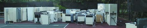 [The Legendary Appliance Graveyard]