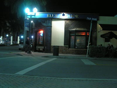 [The Blue Anchor, not the Blce Anchor]