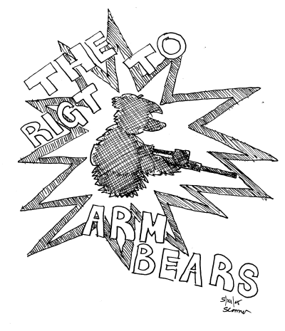 [The right to arm bears]