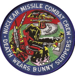[Nuclear Missile Combat Crew • Death Wears Bunny Slippers]